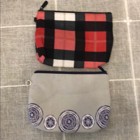 thirty-one Handbags - Two brand new never used small zipper pouches.